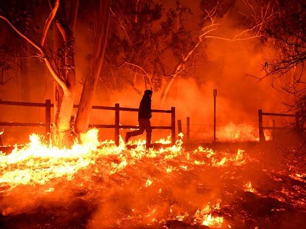Mơ thấy cháy là điềm báo gì?