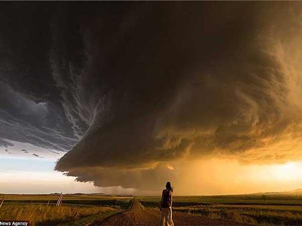 Mơ thấy lốc xoáy là điềm báo lành hay dữ?