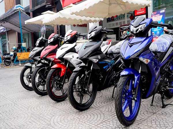 Cập nhật bảng giá xe Yamaha mới nhất