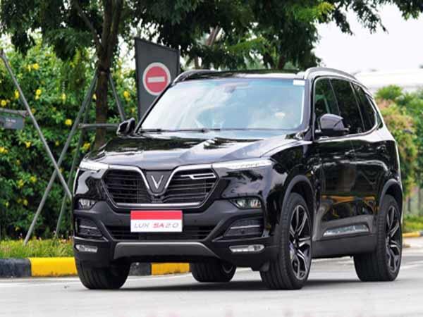 giá xe ô tô VinFast 2020 mới nhất trong tháng 5