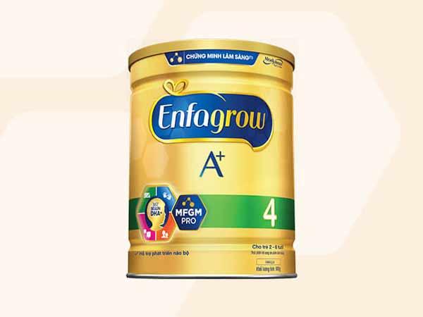 Tìm hiểu bảng giá sữa Anfagrow
