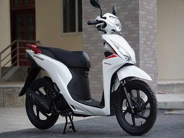 Tìm hiểu bảng giá xe Honda năm 2020