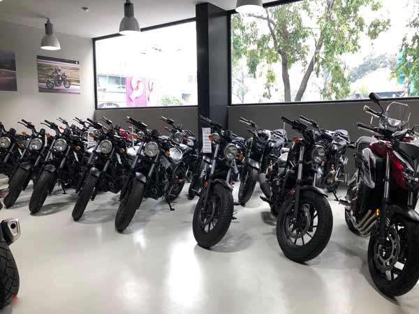 Báo giá xe moto mới nhất trong tháng 5 - 2020