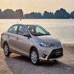 Cập nhật bảng giá xe ô tô Toyota mới tháng 6/2020