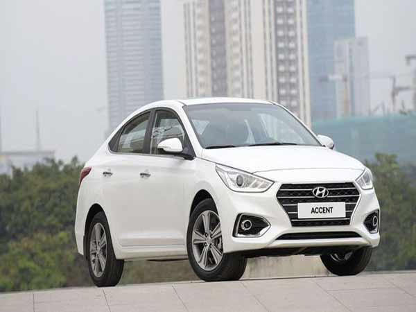 Cập nhật bảng giá xe Hyundai trong tháng 6/2020