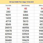 Dự đoán kết quả XSMN Vip ngày 26/06/2020