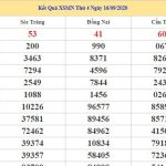 Dự đoán kết quả XSMN Vip ngày 23/09/2020