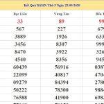 Dự đoán kết quả XSMN Vip ngày 29/09/2020