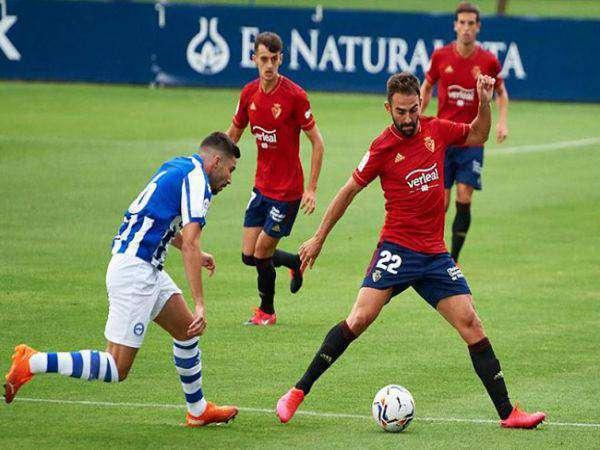 Nhận định tỷ lệ Osasuna vs Alaves, 22h15 ngày 31/12 - La Liga