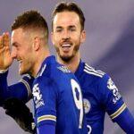 Bóng đá Anh 20/1: Leicester vươn lên dẫn đầu Premier League