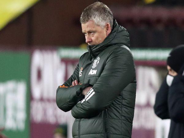 Tin bóng đá sáng 28/1: Thua đau Sheffield, Solskjaer chỉ trích trọng tài
