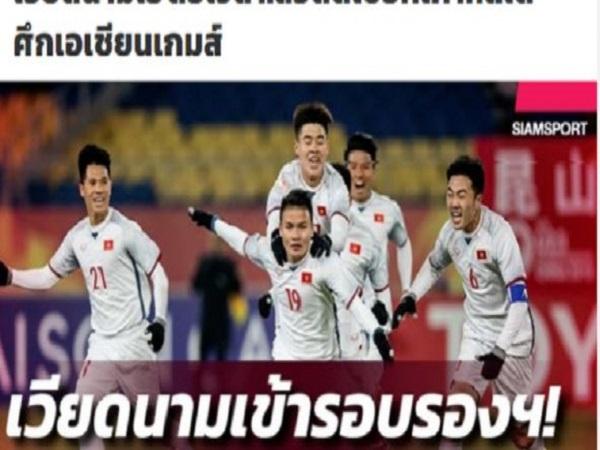 Báo nước ngoài nói gì về bóng đá Việt Nam?