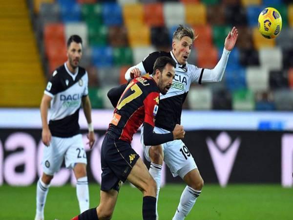 Nhận định kèo Tài Xỉu Genoa vs Udinese (2h45 ngày 14/3)