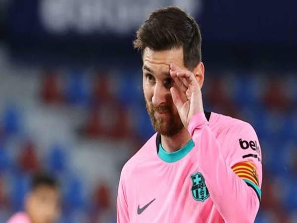 Tin bóng đá 17/5: Lionel Messi lập kỷ lục trong ngày Barca thua