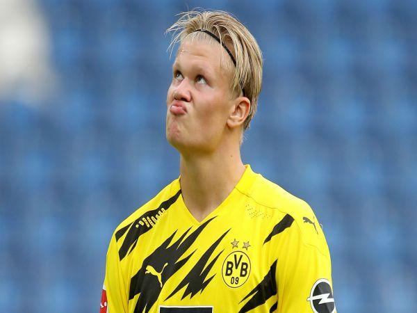 Tin bóng đá trưa 29/5: Haaland tuyên bố hạnh phúc tại Dortmund