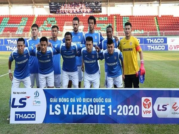 Câu lạc bộ bóng đá Than Quảng Ninh - Thông tin về đội bóng Đất Mỏ