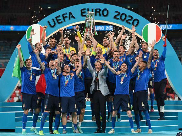 Tin bóng đá trưa 12/7: Những kỷ lục của chung kết EURO 2020