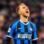 Tin bóng đá trưa 4/8: Eriksen đã trở lại Inter